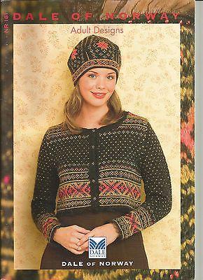 Dale-of-Norway-NR-161-Adult-Designs-Pullover-Cowl-Cardigan-Bolero-Cap-Poncho