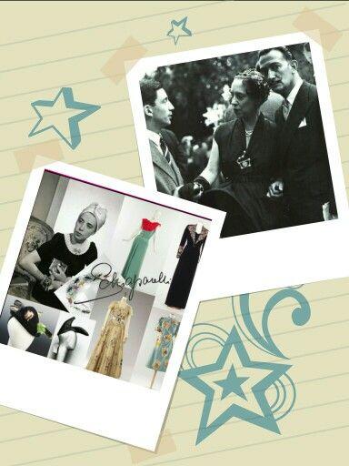 Schiaparelli, Elsa(1890-1973). Diseñadora de moda italiana. Su dedicación a la moda la convirtió en una de las diseñadoras más reconocidas y famosas delsiglo XX. Sus modelos se consideraron atrevidos y sorprendentes para los cánones de su época; en muchos de ellos incluía elementos extravagantes, como sombreros en forma de zapato o estampados figurando langostas; obtuvo mucha inspiración del movimientosurrealista, tratando con artistas comoJean Cocteauy especialmente,Salvador Dalí, con…