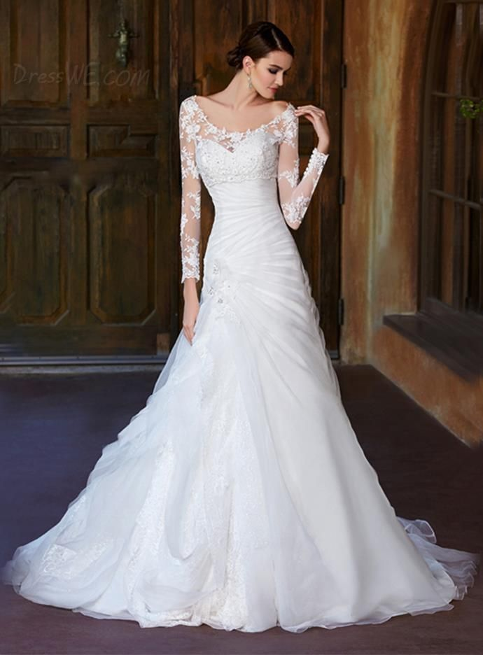 17 best ideas about cathedral train on pinterest for Wedding dresses no train