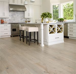"""Show details for Palmetto Road Chalmers French Oak Mist-7-1/2"""" hard wood floors, hard, wood, wide plank floors, dark hardwood, light hardwood, medium hardwood, remodeling, home remodeling, remodeling house, house, durable, floating installation, easy installation, wide plank, wood look, floating floors, installations, wide planks, diy flooring, diy installations, do it yourself, doityourself,"""