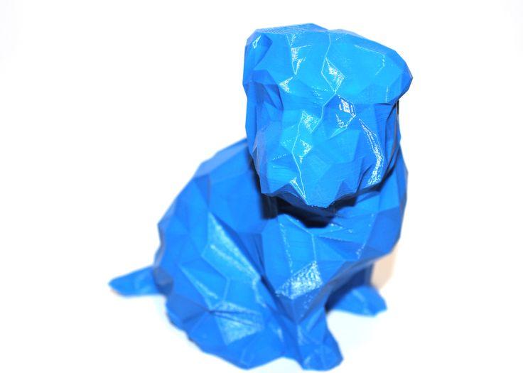Shar Pei - ORBITALE. www.imprimerieorbitale.fr Découvrez l'impression 3D, autrement.