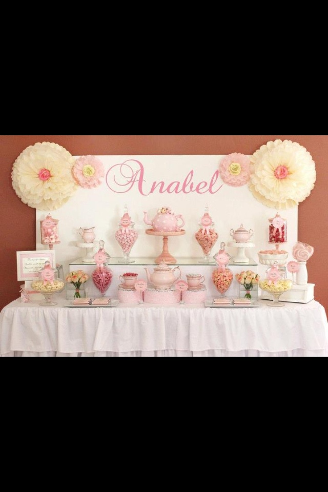 This was the dessert bar I loved, but less Lollies and more cakes. I got the jars cheap and scrap booking paper etc..,showed my dear friend and gave her a colour scheme. Said ' surprise me' and she did.