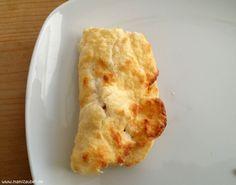 Size Zero Rezepte - Oopsies Apfeltaschen mit karamellisierten Haferflocken • Mamizauber