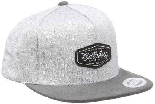 Billabong oxford snapback casquette pour homme U Gris - gris