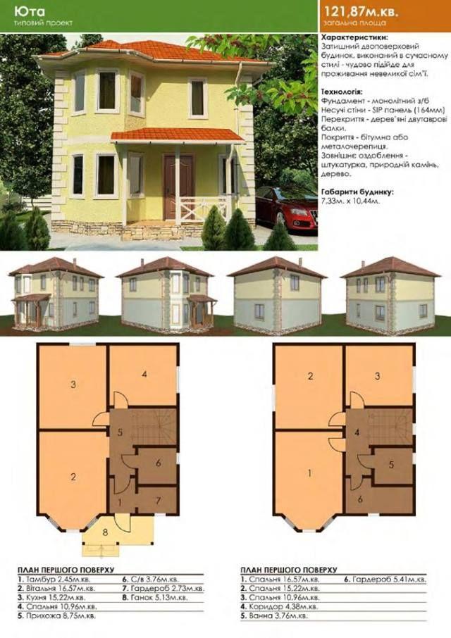 100 négyzetméteres, szigetelt ház mindössze 1 millió forintból! Hazánkban is már! harmadik oldal