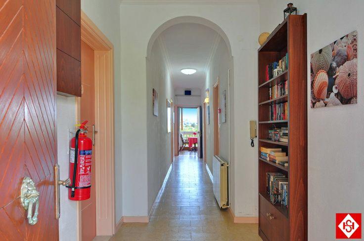 Corridor of Semiramis Hotel