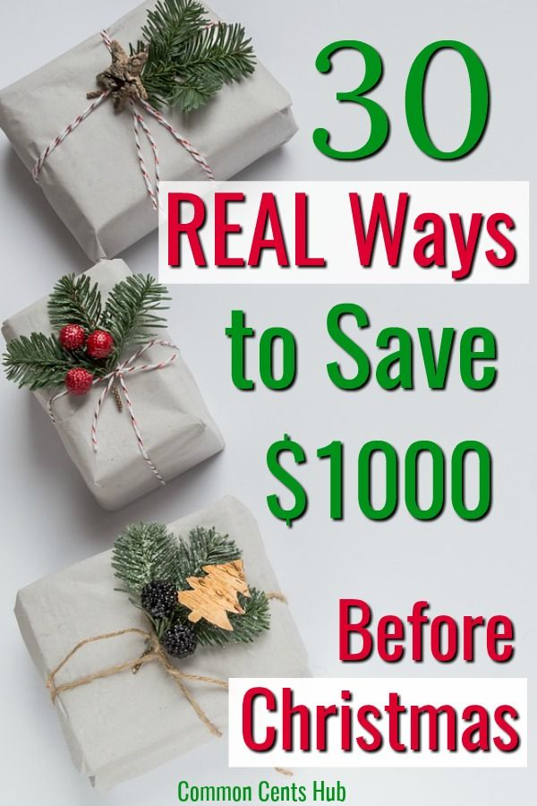 You Can Save Money For Christmas Without Working More Hours In 2020 Saving Money Christmas On A Budget Christmas Cheap