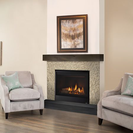 17 Best Ideas About Vented Gas Fireplace On Pinterest