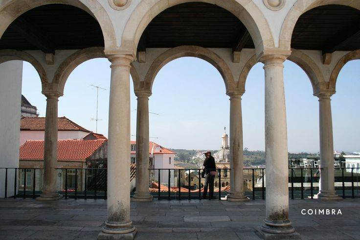 Working abroad in Spain and Portugal - Coimbra