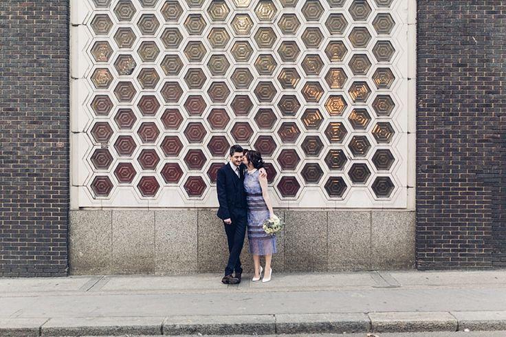 A non-traditional urban city wedding in London – Sadhbh & Julien (sneak peek) | Miss Gen Photography - London & Destination Wedding Photographer  #londonwedding #urbanwedding #alternativewedding #creativeweddingphotographer #londonweddingphotographer