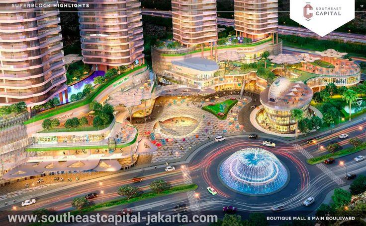 Southeast Capital Mall Jakarta Timur - Cipayung.