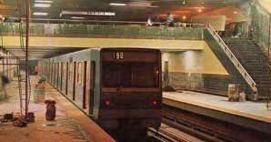 Metro de Santiago » Corporativo » Historia