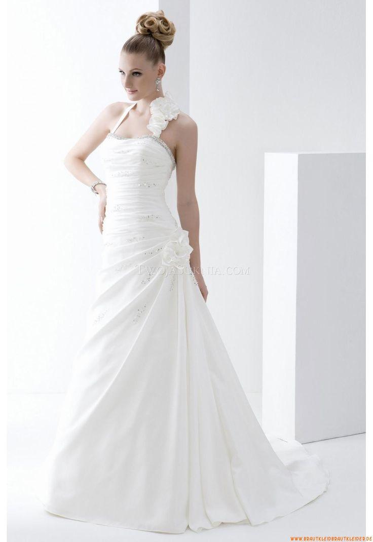 Lange Ärmel Günstige Brautkleider