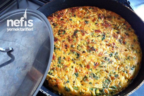 ✿ ❤ Tavada Patates Böreği - Nefis ve çok kolay
