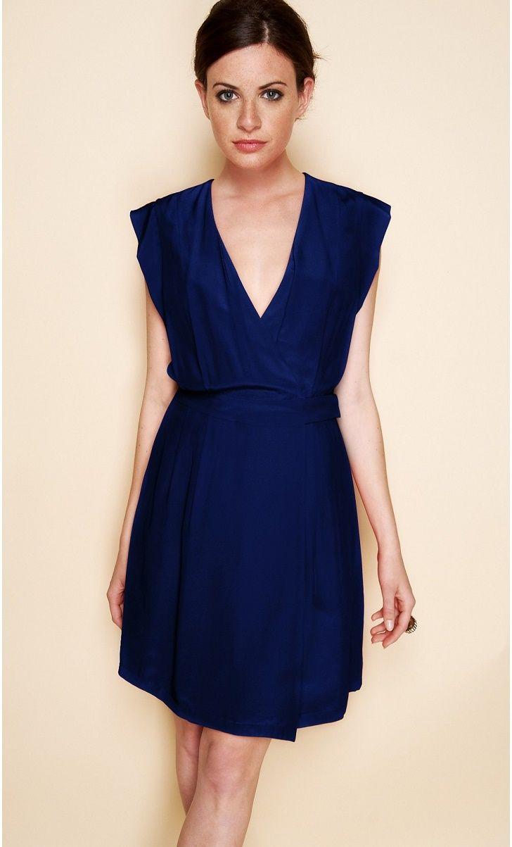 Robe fleurie vintage 80 m prior k vintage - Robe Mariage Bleu Robe Mariage Bleu Marine Robe Mariage Bleu Roi Robe Mariage