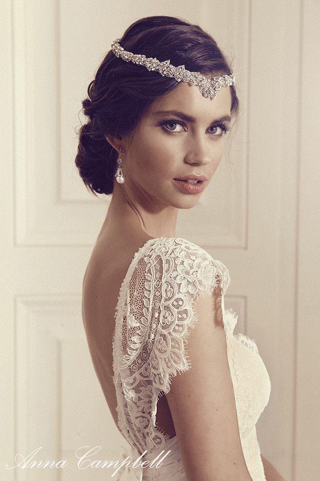 Gossamer: New Anna Campbell Wedding Dress Collection