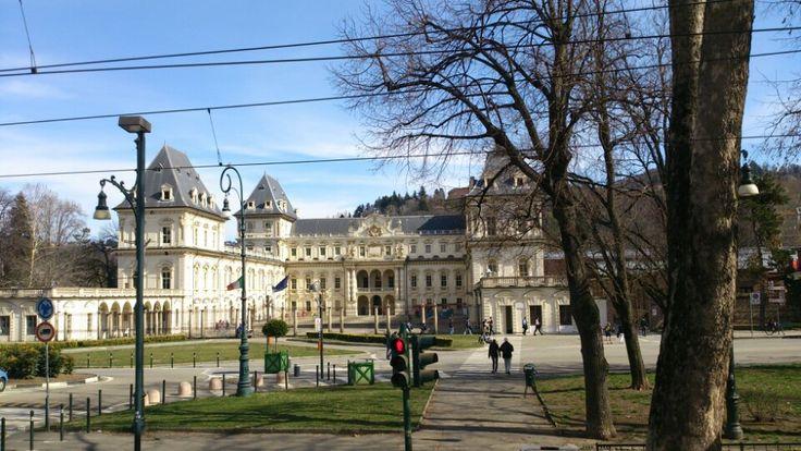 Parco del Valentino nel Torino, Piemonte