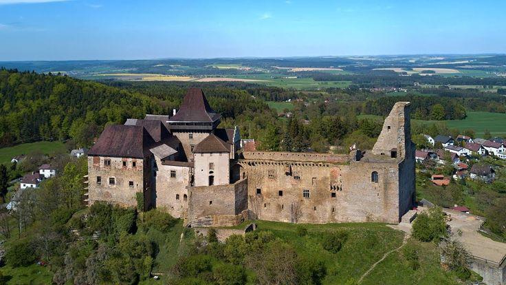 Lipnice Castle (Czech Republic) ... youtu.be/SKcAdwlIRXM