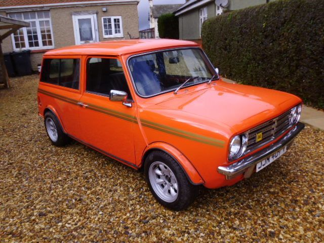 Ebay Austin Morris Mini Clubman Estate Uk Classic Mini Mini