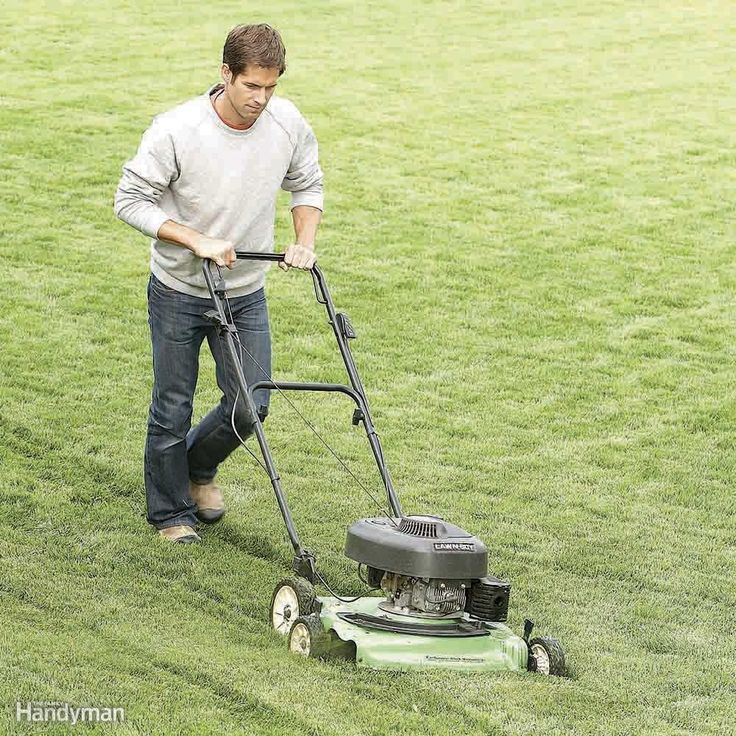 All great tips - I'm surprised to see that electric mowers keep popping up tho