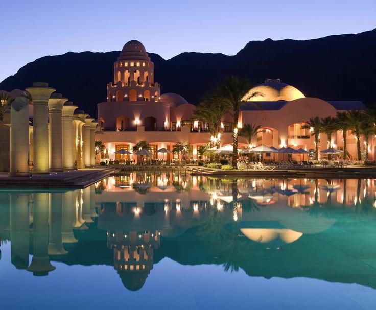 Sofitel Hotel, Taba, Egypt