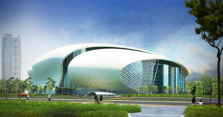Matrade Convention Centre by RSPKL