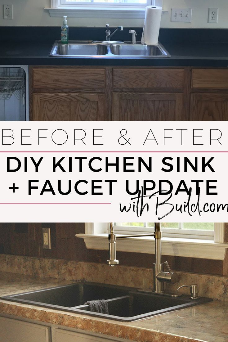 Miseno Faucet Sink Install With Build Com Kitchen Sink Diy