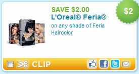 Target: L'Oreal Hair Color on Clearance | http://www.passionforsavings.com/coupon/2011/02/target-loreal-hair-color-on-clearance/