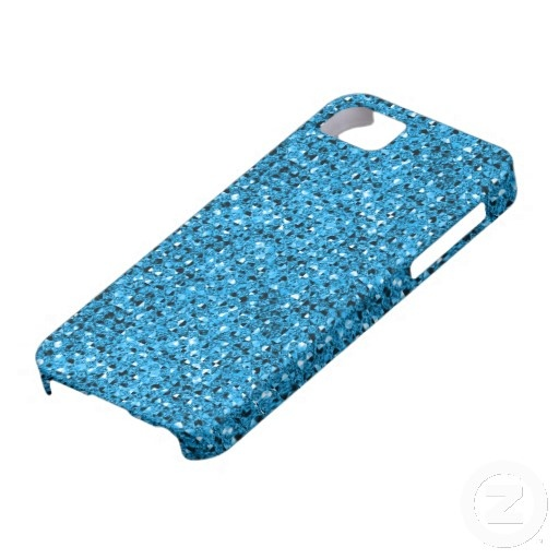 Light Blue Jewels iPhone 5 Case by Graphic Allusions $44.95Allusions 4495, 4495 Iphone5