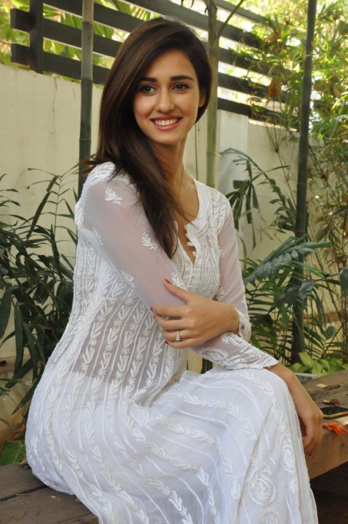 Disha Patani looking awesome in #pic