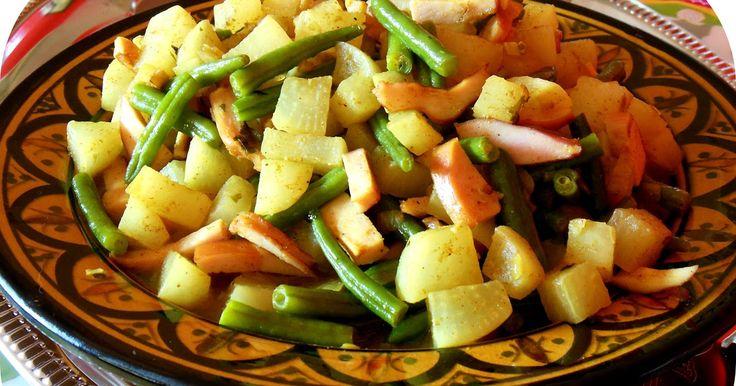Rettich is niet al te bekend in de Nederlandse keuken. Best jammer eigenlijk, want je kunt eindeloos variëren met deze groente. Ingrediën...