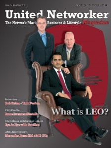 What is LEO? - Cover Story / LEO Business Review, November 2012