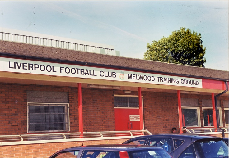 The old Melwood building before reconstruction