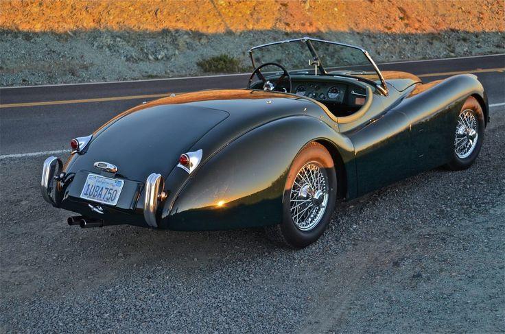 Resultado de imagen de jaguar xk120