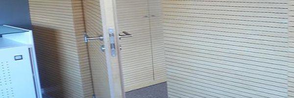 Portes acoustiques ou isophoniques ? De quoi s�agit-il ? � quoi servent ces portes techniques ?