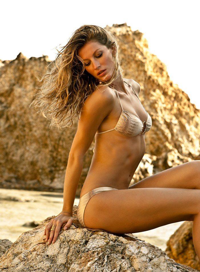 Bikini Supermodel Gisele Nude Jpg