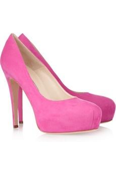 Shoe crush. Brian Atwood