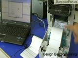 In this video you will find out how the thermal printer works. The DRPU Barcode Label Maker Software provide facility to create and print customized barcode labels according to your business requirements.