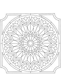 676 Best MANDALAS Images On Pinterest