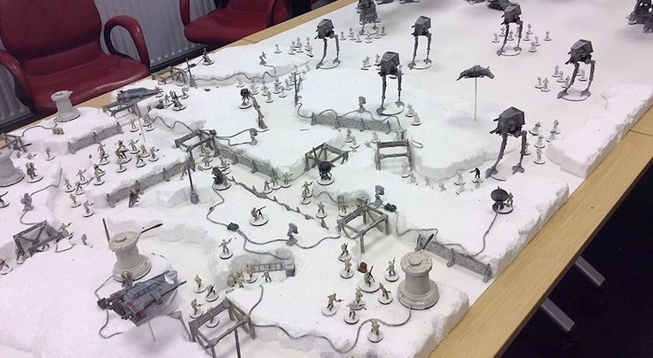 Assault on Hoth Gallery | The Escapist