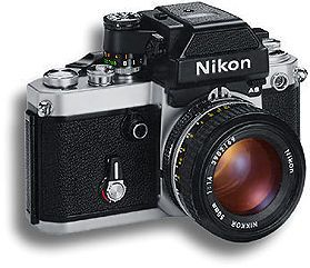 Nikon F2 the Leica of Nikon cameras.  I will never part with mine........