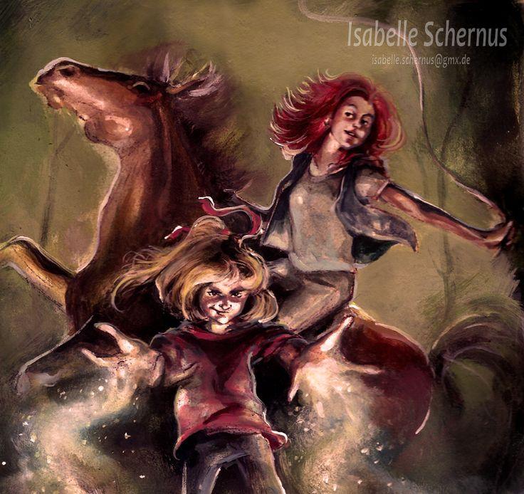 bibi und tina pferdespiel