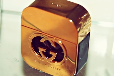 Gucci Guilty perfume...love the bottle and ofcourse..this is one of my favourites..!