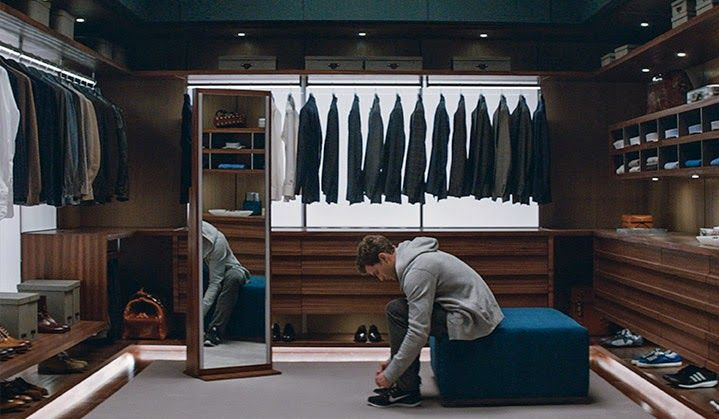 apartment of christian grey - Google Search