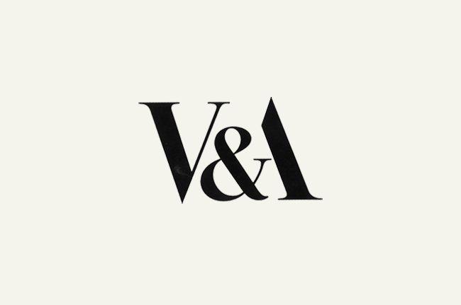 V&A logo by Alan Fletcher
