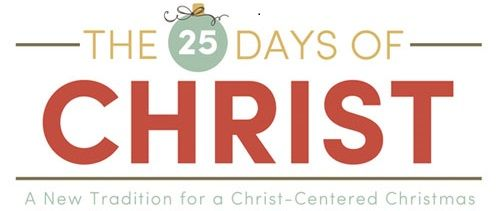 The 25 Days of Christ logo