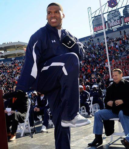 Cam (Auburn Championship Celebration)