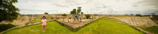 Weekend Escape for family, Fort Marlborough, Bengkulu