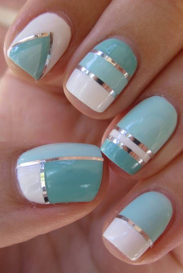 Nail Art Designs Step By Step  Form Beginners #NailArt #Designs