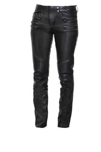 Cool Alpinestars Women39s Vika Leather Pants Motorcycle Pants  EBay